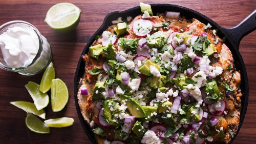 The Delicious Way You've Never Thought To Eat Enchiladas
