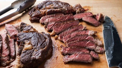 This Rib Eye Recipe Is The Only One You'll Ever Need