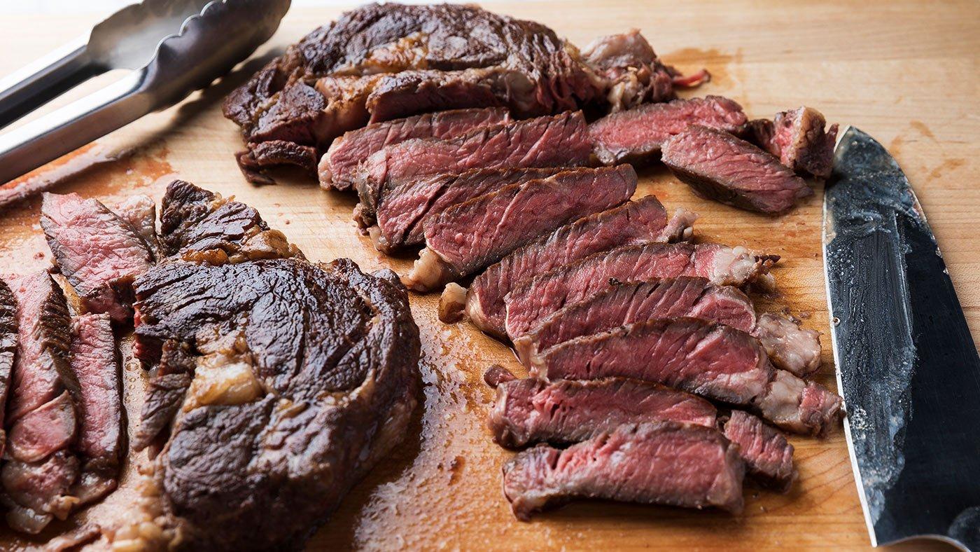 Sous-Vide Rib Eye Will Change The Way You Eat Steak