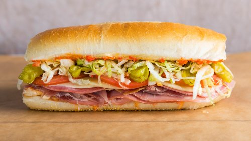 The Ultimate Italian Sub That Will Change Your Lunches