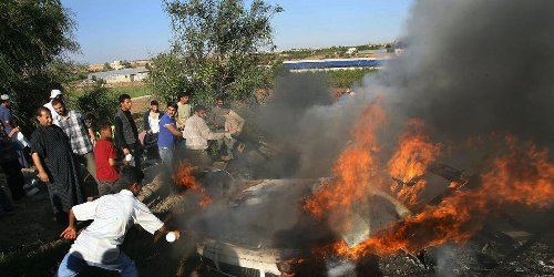 Empire Politician - 2006: Israeli Attacks on Lebanon and Gaza