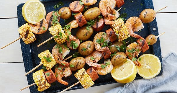 40 Skewer Recipes That Will Impress Every Guest at Your Cookout