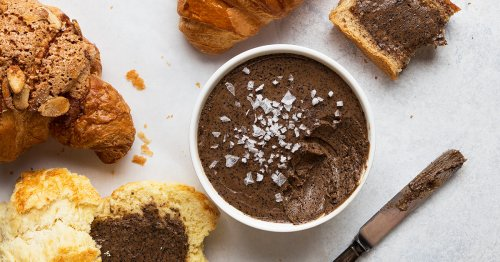 Homemade Coffee Butter Will Be Your New Favorite Spread
