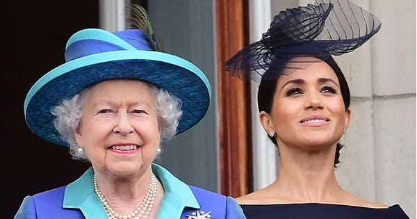 The Hidden Meaning Behind Queen Elizabeth's Birthday Tribute to Meghan Markle