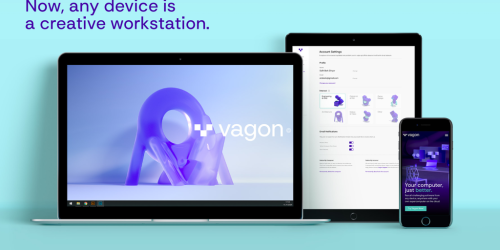 Vagon 2.0 - Turn any device into a performance workstation | Product Hunt