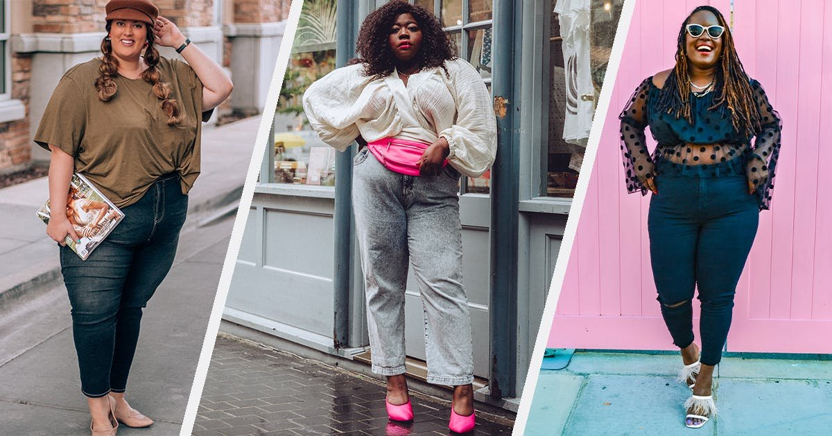 12 Women on the Best Plus-Size Jeans They've Ever Worn (Plus, 12 Other Brands You'll Want to Know About)