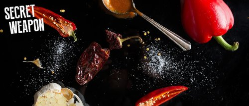This Chili Vinegar Hot Sauce Will Be Your New Go-To