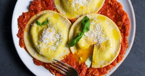 This Ricotta-Filled Ravioli Is What Pasta Dreams Are Made Of
