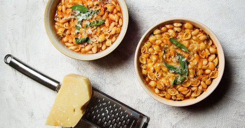 This Pasta E Fagioli Is The Classic Your Recipe Book Needs