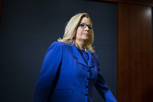 Liz Cheney's Stand Had Nothing to Do With Principle. Ask Her Sister.