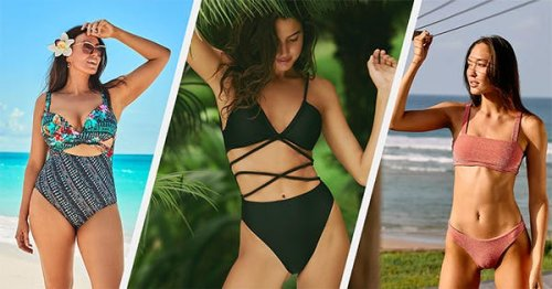 6 Swimwear Trends That'll be Huge For Summer 2021