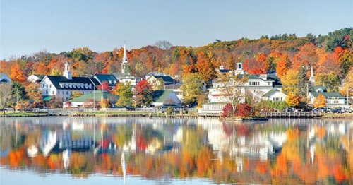 The 10 Most Charming Small Towns in New Hampshire