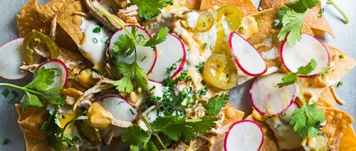 You Can't Go Wrong With Classic Nachos