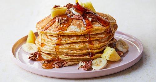 This Pancake Recipe Is Not Playing Games