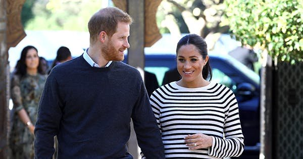 Meghan Markle's '40x40' Launch Video Includes a Surprise Cameo from Prince Harry & Their Dog