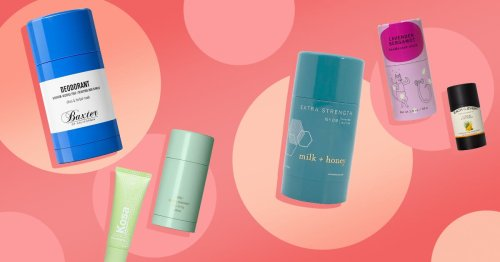 The 21 Best Natural Deodorants, as Decided by Our Opinionated and Sweaty Staff
