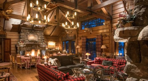 Retreat Like a Rockefeller at These Spectacular Adirondack Lodges