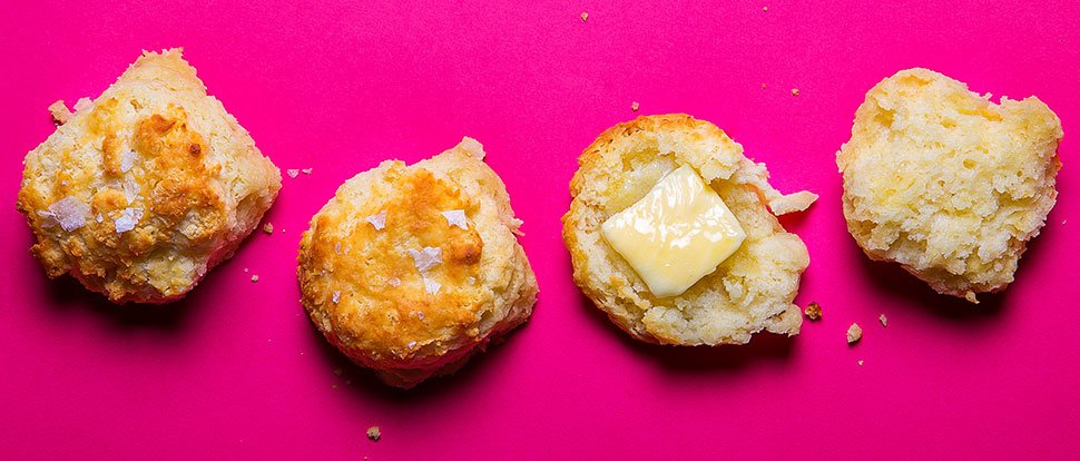 You Can't Go Wrong With Southern-Style Biscuits