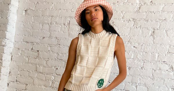 Say Hello to Fall's Cutest—and Coziest—Piece of Knitwear, the Sweater Vest
