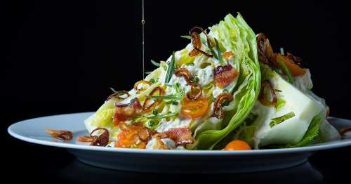 The Modern Wedge Salad You Need In Your Life