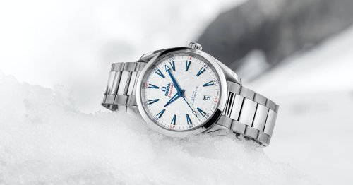 Introducing: Is It Olympic Season Already? Omega Says Yes