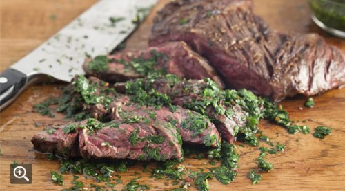This Grilled Hanger Steak Recipe Beats All Others