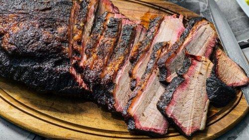 Tender Smoked Brisket Is The Ultimate Summer Dinner