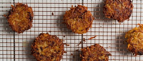 Potato Pancakes Will Be Your New Go-To Side