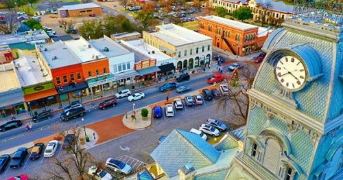 6 Charming Small Towns in Texas That You Probably Haven't Been to Yet