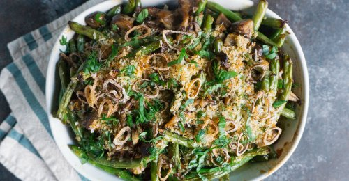 You'll Never Look Back After Making This Ultimate Green Bean Casserole
