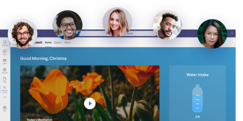 Wellness Coach for Microsoft Teams - Have short breaks at work to reduce stress, stretch or dance | Product Hunt