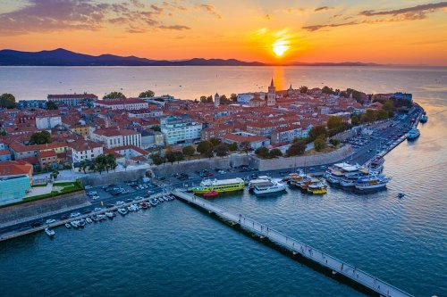 Exploring seaside Zadar, a crossroads of history and culture