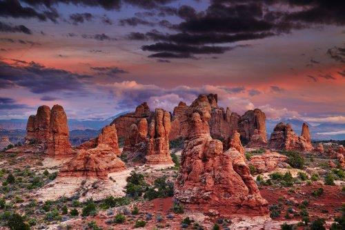 Utah's best national parks