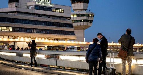 Trotz Corona: Flughafen Berlin-Tegel erzielt erneut Millionengewinn