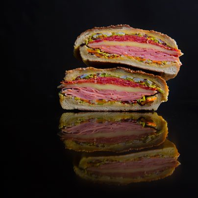 The Ultimate Lunch Meat Sandwich