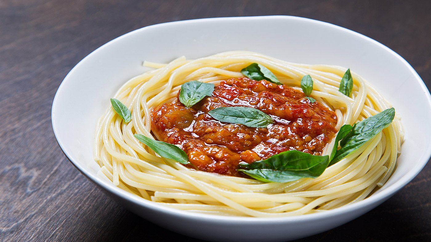 The Ultimate Tomato Pasta Sauce Is Here