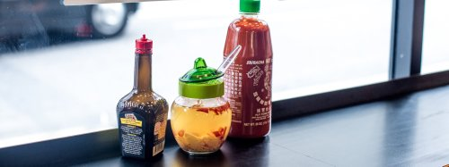 My Favourite Condiments to Douse Over Everything
