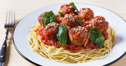 Totally Vegan Meatballs That Are Addictively Delicious