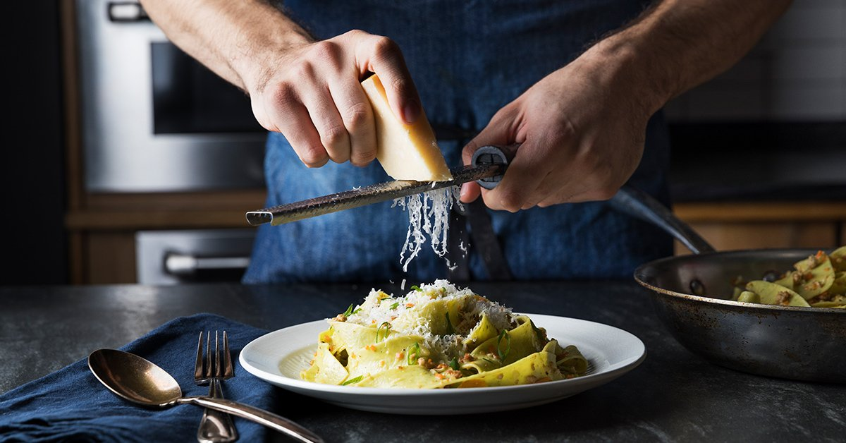 Pappardelle Will Be Your New Go-To