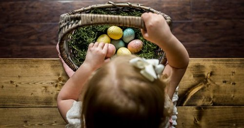 30 Creative Easter Basket Ideas That Are Ridiculously Cute