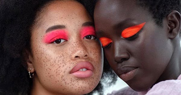 7 Pink Makeup Looks to Try This Summer