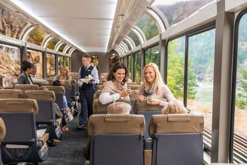 Travel between Colorado and Utah in a glass-domed train - Lonely Planet