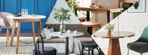 13 Small Space Dining Room Ideas 2021 - Products - The Infatuation