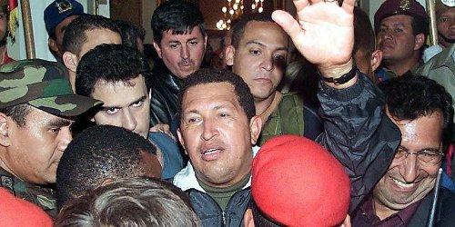 Empire Politician - 2002: Coup Against Venezuela's Hugo Chávez