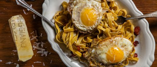 You Can Eat Pasta For Breakfast. Here's How