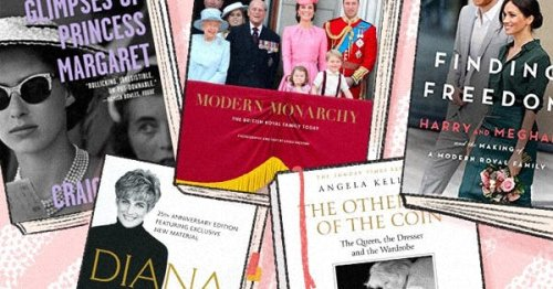 The 14 Best and Most Accurate Books About the Royal Family