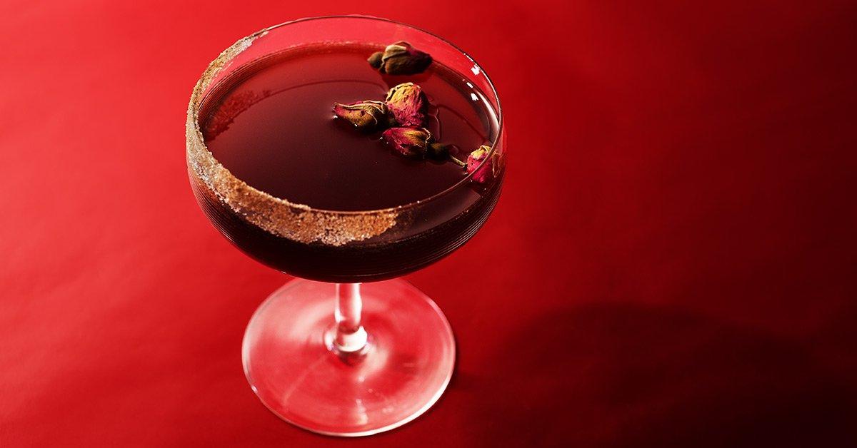 A Chocolate Martini That Won't Make You Feel Ridiculous