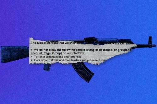"Revealed: Facebook's Secret Blacklist of ""Dangerous Individuals and Organizations"""