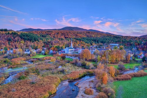 Headed to Vermont this fall? Don't go without adding these to your list