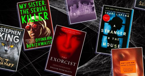 The 31 Best Thriller Books Of All Time (Good Luck Getting a Peaceful Night's Sleep Again!)